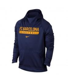 Nike FC BARCELONA BASKETBALL ELITE HOODIE PULLOVER (421)