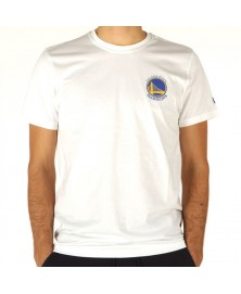 New Era GOLDEN STATE WARRIORS TIP OFF CHEST N BACK TEE