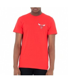 New Era CHICAGO BULLS TIP OFF CHEST N BACK TEE