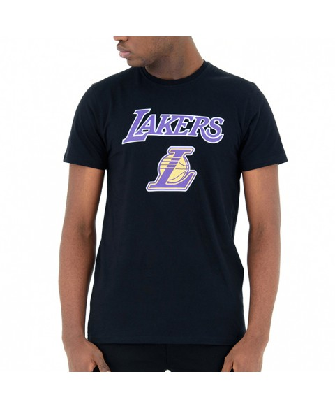 New Era Los Angeles Lakers Team Logo Tee