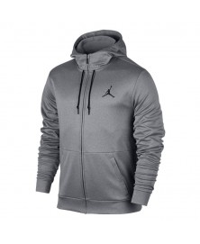 Air Jordan THERMA 23 ALPHA TRAINING FULL-ZIP HOODIE (091)