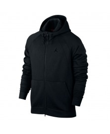 Air Jordan SPORTSWEAR WINGS FLEECE FULL-ZIP HOODIE (010)