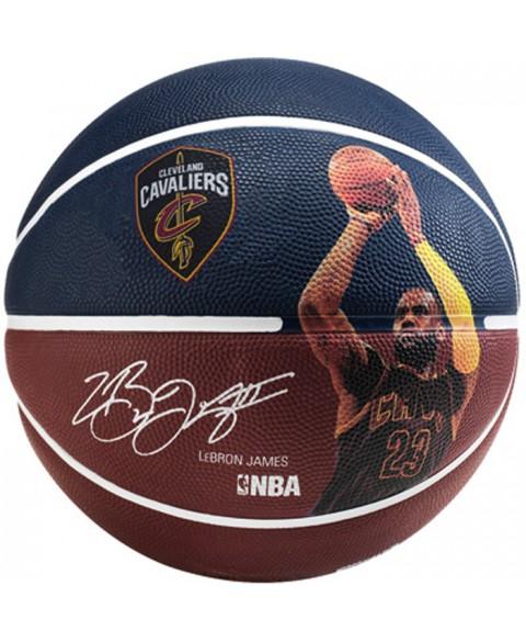 Spalding Player Ball Lebron James (3001586010215)