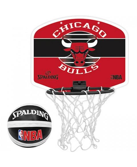 Spalding NBA Miniboard Chicago Bulls (3001588011517)