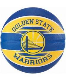 Spalding NBA TEAM BALL GOLDEN STATE WARRIORS (T7)
