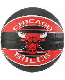 Spalding NBA TEAM BALL CHICAGO BULLS (T7)