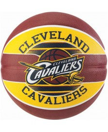 Spalding NBA TEAM BALL CLEVELAND CAVALIERS (T5)