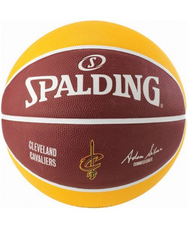 Spalding NBA Team Ball Cleveland Cavaliers T5 (3001587013715)