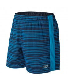 New Balance GRAPHIC ACCELERATE 5 INCH SHORT (MLE)