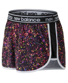 New Balance PRINTED ACCELERATE 2.5 INCH SHORT (BM)