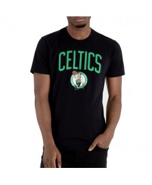 New Era BOSTON CELTICS TEAM LOGO TEE