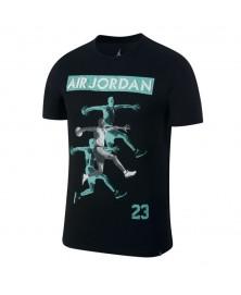 Jordan DRY JBSK PHOTO T-SHIRT (010)