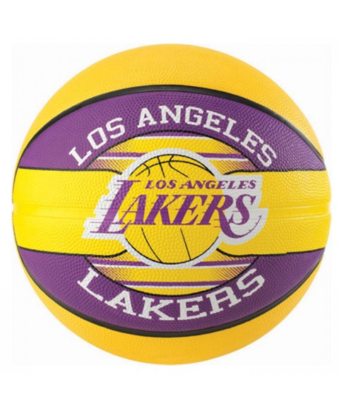 Spalding NBA Team Ball Lakers T5 (3001587013215)