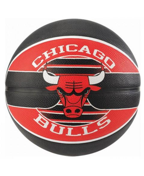 Spalding NBA Team Ball Chicago Bulls T7 (3001587011217)
