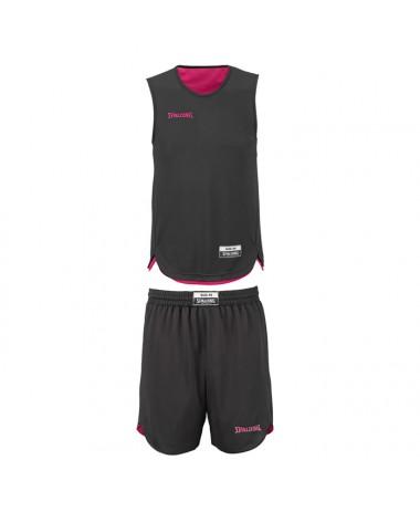 Spalding Kids Doubleface Set Black Pink (300401005)