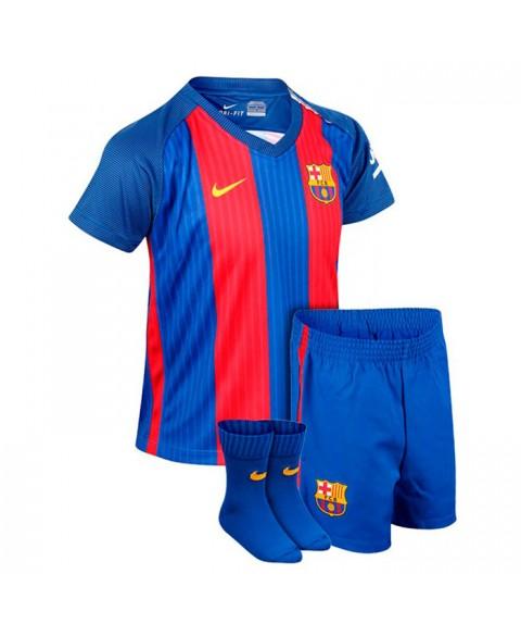 Nike 1a Equipació Baby Barça Temp. 16-17 (77633-481)