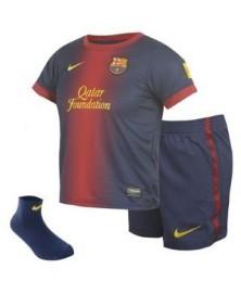 Nike 1a EQUIPACIÓ BABY FC BARCELONA 12-13