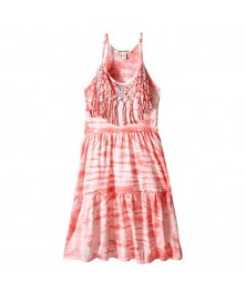 Billabong HEART ROADS MELON GIRL'S DRESS (802)