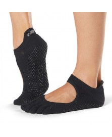 ToeSox FULL TOE BELLARINA GRIP SOCKS