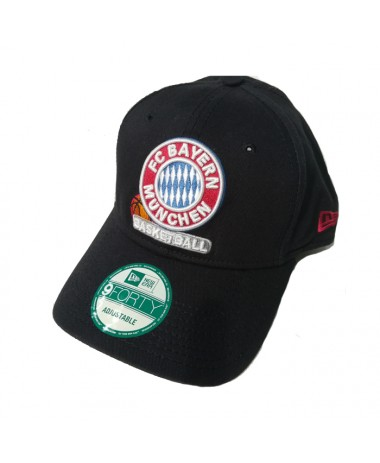 New Era FC Bayern Munichen Euroleague 9FORTY