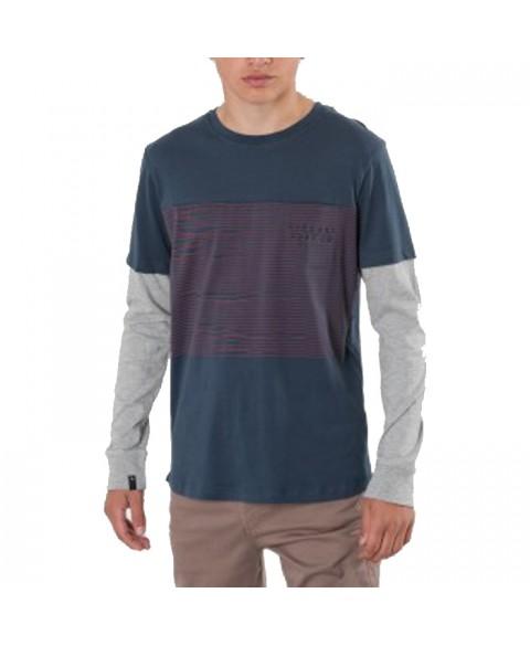 Rip Curl Premium Fancy Stripe LS Tee (KTEML4-1037)
