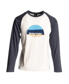 Rip Curl COLOR HALFMOON SLEEVE TEE (3701)