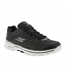 Skechers GO WALK 3 - FIT KNIT (BKW)