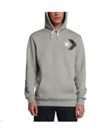 Converse MEN STAR CHEVRON GRAPHIC PULLOVER HOODIE (035)
