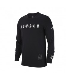 Jordan HO 1 LONG SLEEVE BASKETBALL SHIRT (010)