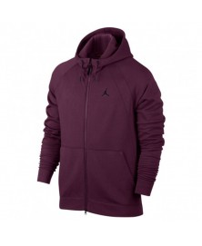 Air Jordan SPORTSWEAR WINGS FLEECE FULL-ZIP HOODIE (609)