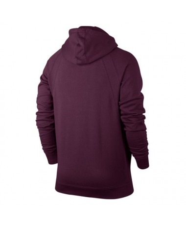 Jordan Sportswear Flight Fleece Full-Zip Hoodie (860196-609)