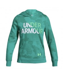 FLEECE UA RIVAL WORDMARK (349)