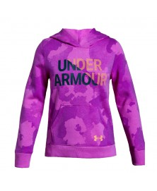 FLEECE UA RIVAL WORDMARK (565)