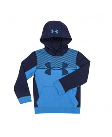 Under Armour THREADBORNE BLOCKED HOODY (983)
