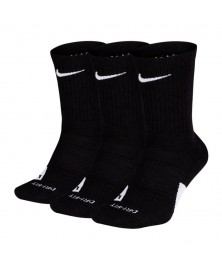Nike ELITE CREW BASKETBALL SOCK 3PP (010)