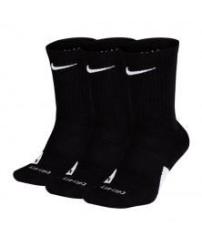 Nike ELITE CREW BASKETBALL SOCK 3PP (010)
