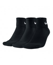 Nike CUSHION QUARTER 3 PACK SOCKS (XS4703-001)