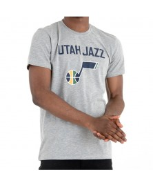 New Era UTAH JAZZ TEAM LOGO TEE