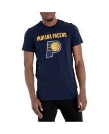 New Era INDIANA PACERS TEAM LOGO TEE