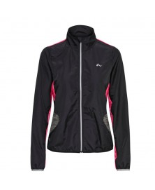 Only Play MELINA RUN JACKET (Black)