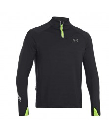Under Armour MEN'S STEALTH RUN STORM 1/4 ZIP (001)