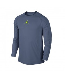 Jordan MEN'S ALL SEASON FITTED LONG SLEEVE TRAINING SHIRT (404)