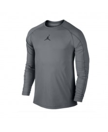 Jordan MEN'S ALL SEASON FITTED LONG SLEEVE TRAINING SHIRT (065)