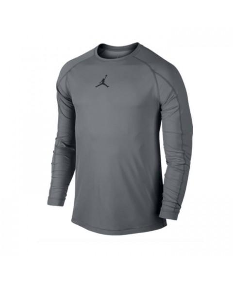 Jordan Men's All Season Fitted Long Sleeve Training Shirt (642406-065)