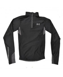 Under Armour COLDGEAR COMPRESSION HALF-ZIP RUNNING TOP (123)