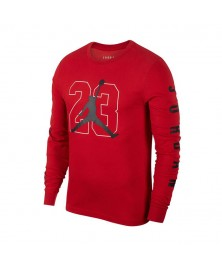 Jordan GRAPHIC 1 LONG SLIVES TEE (687)