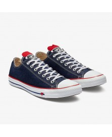 Converse CHUCK TAYLOR ALL STAR DENIM LOVE LOW TOP (163308C)