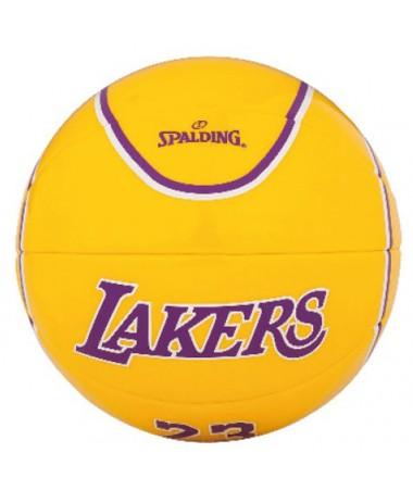 Spalding NBA PLAYER BALL LEBRON JAMES (T1,5)