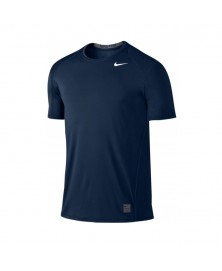 Nike PRO CORE TIGHT SHORT SLEEVE CREW (451)
