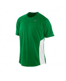 Nike MILER UV SHORT SLEEVE TOP (378)